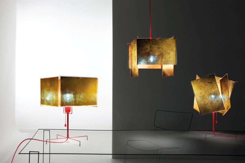 24 Karat Blau Hanging lamp