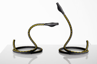 Alizz T. Cooper table lamp  by  Ingo Maurer