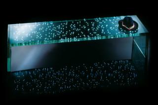 LED Bench  by  Ingo Maurer