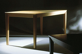 C.D. TABLE high  by  inno