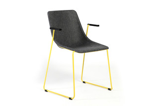 KOLA chair with armrests  by  inno