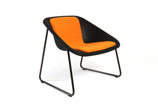 KOLA lounge chair  by  inno
