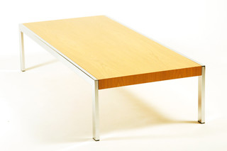 SLIM TABLE low  by  inno