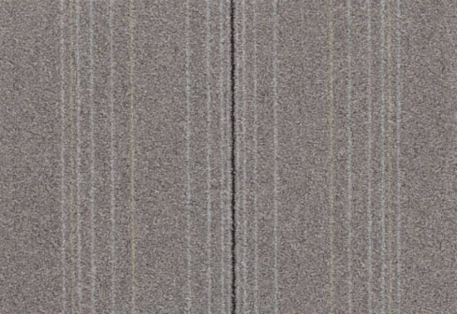 Accent Flannel Black/Poplin