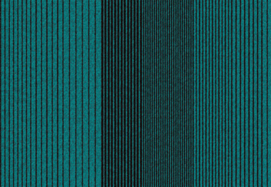Straightforward turquoise