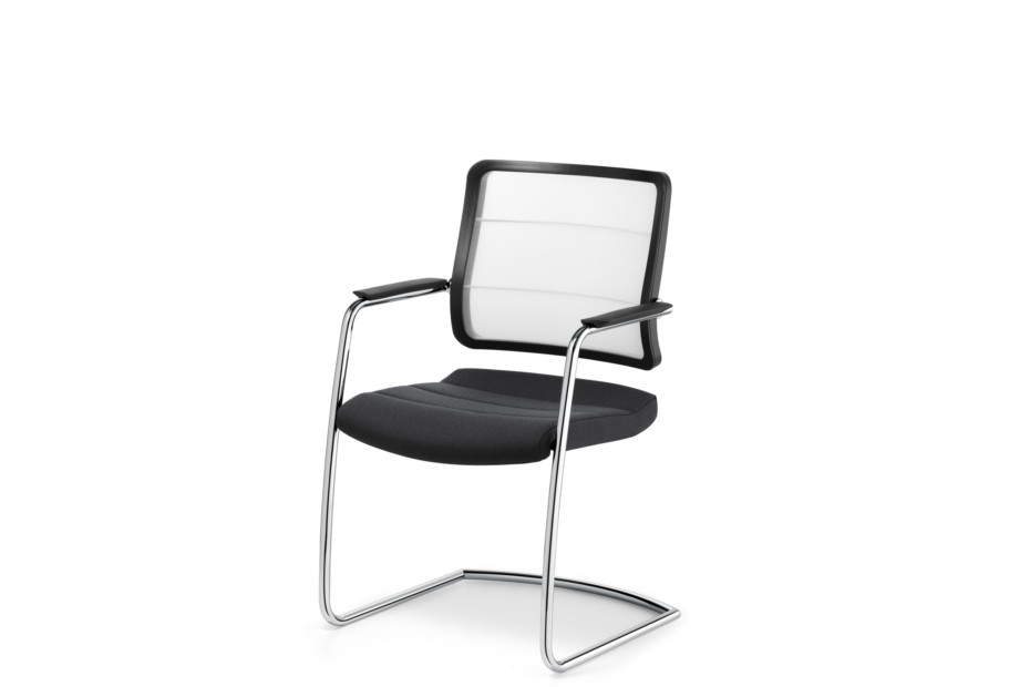 AirPad cantilever chair