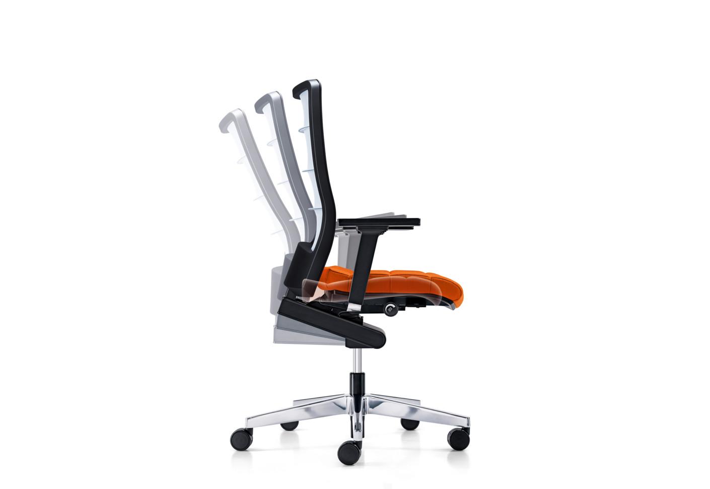 Airpad swivel chair by interstuhl stylepark - Interstuhl jobs ...