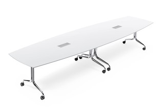 NESTYis3 conference table  by  Interstuhl
