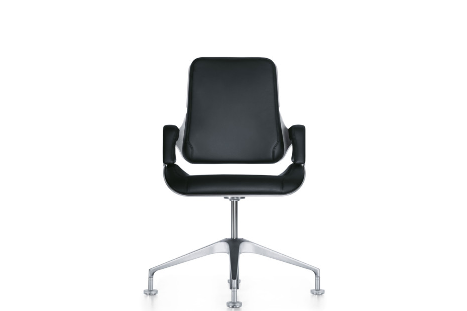 Silver conference chair 151S