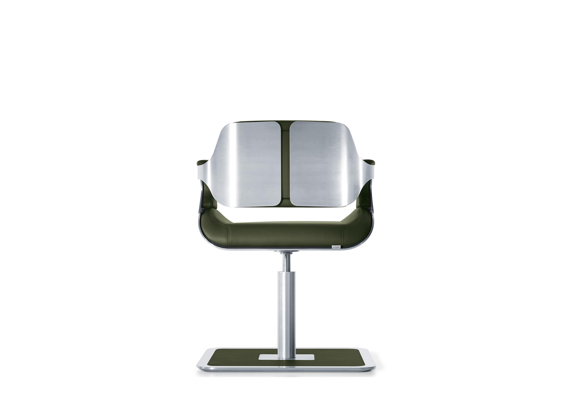 Superieur ... Silver Lounge Chair ...