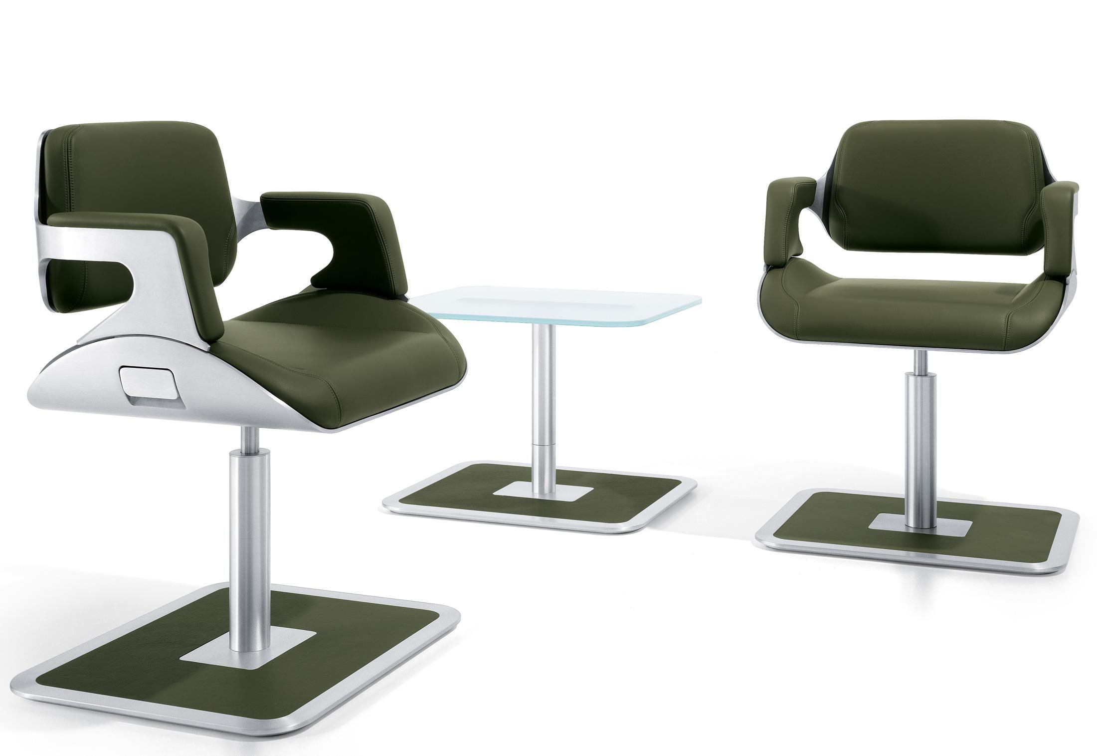 Genial ... Silver Lounge Chair ...