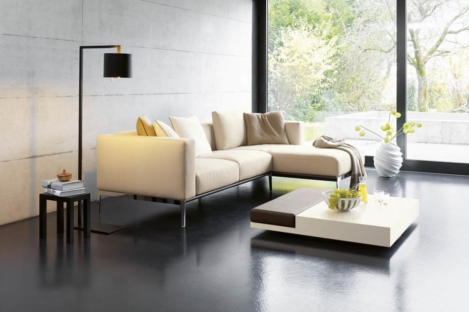 Piu corner sofa 1343