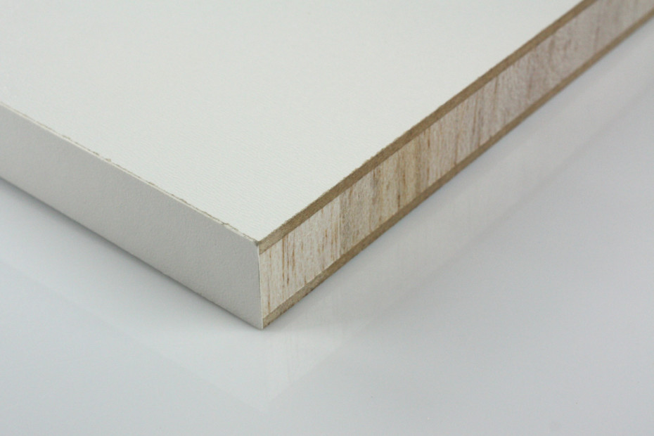 Balsa Endgrain - double-sided coated