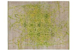 Bidjar Muted 2 green  von  Jan Kath