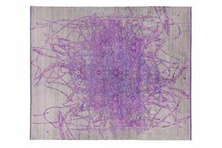 Bidjar Muted 2 purple  von  Jan Kath