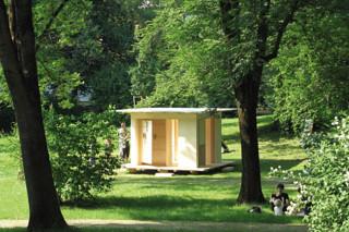 Gartenpavillon  von  Jodok