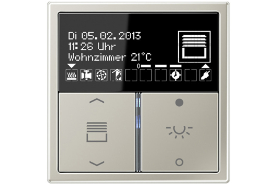 Room controller OLED