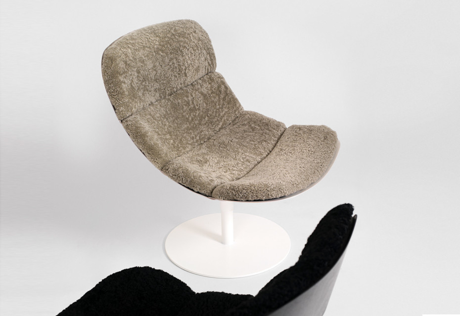 ARMADILLO swivel chair