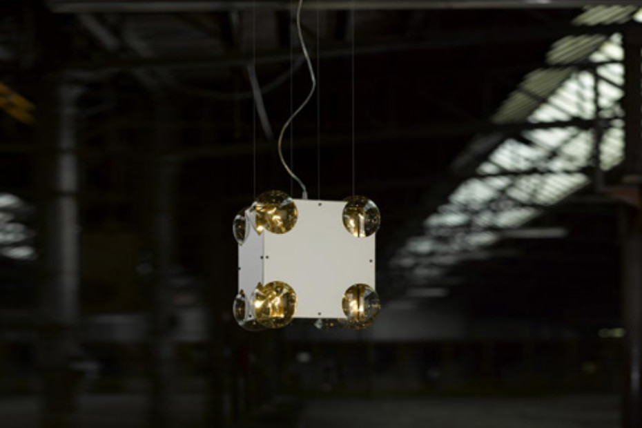 Inu suspension lamp