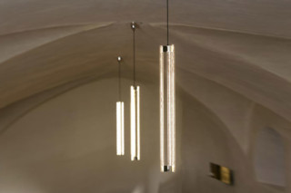 Lia suspension lamp  by  KAIA