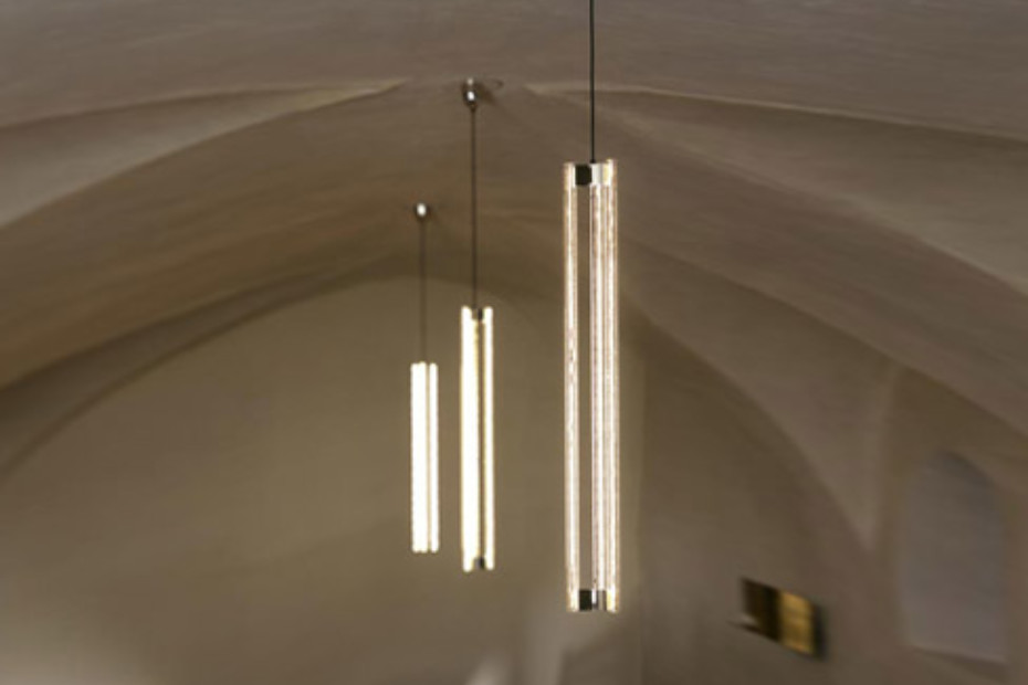 Lia suspension lamp