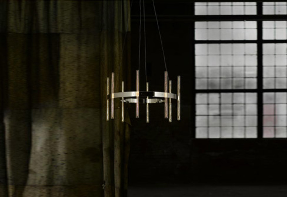Lis suspension lamp