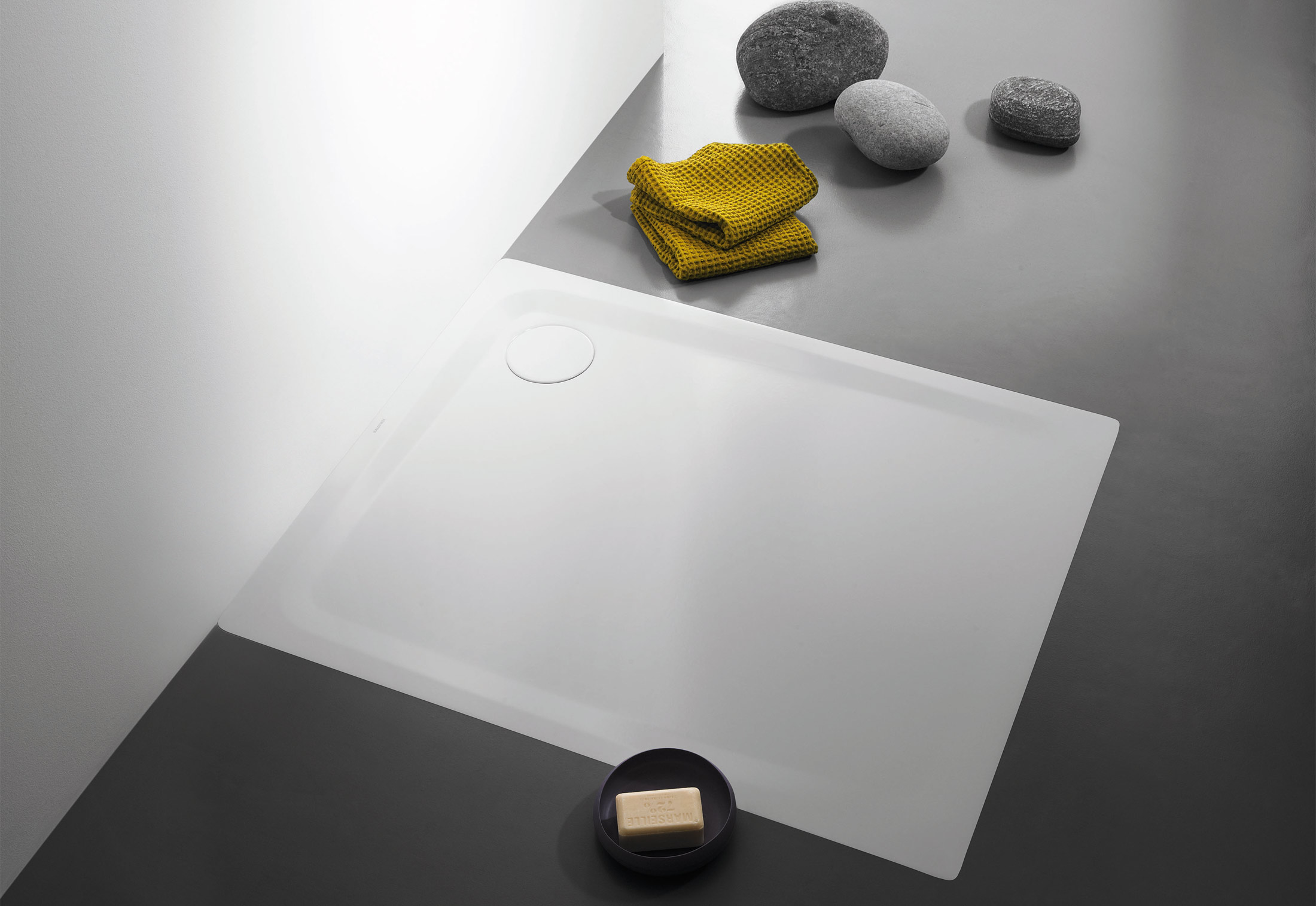superplan plus by kaldewei stylepark. Black Bedroom Furniture Sets. Home Design Ideas