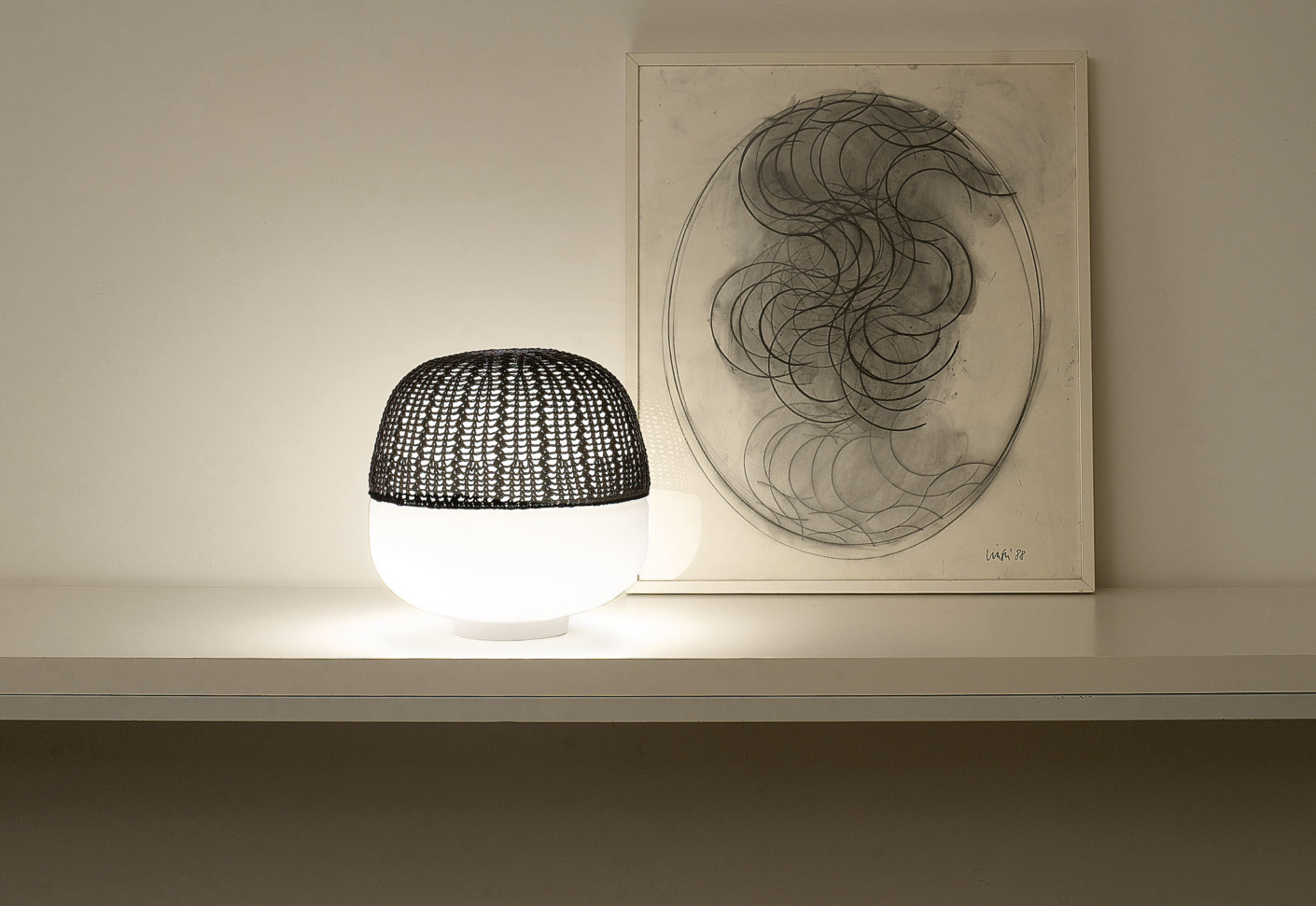 Low Table Lamp: Afra table lamp low,Lighting