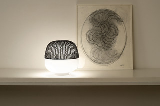 Afra table lamp low  by  Karboxx