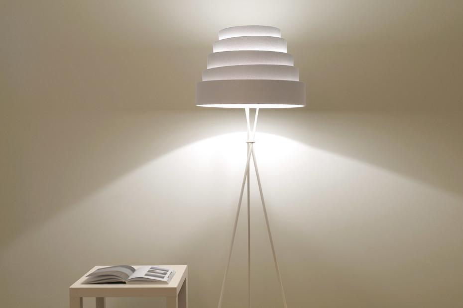Babel floor lamp