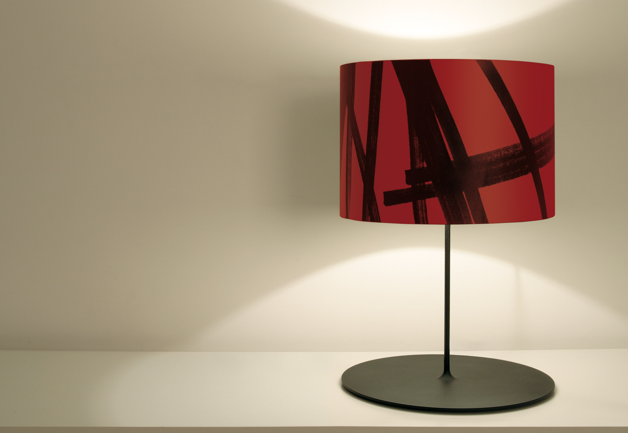 Half Moon Opera Table Lamp By Karboxx Stylepark