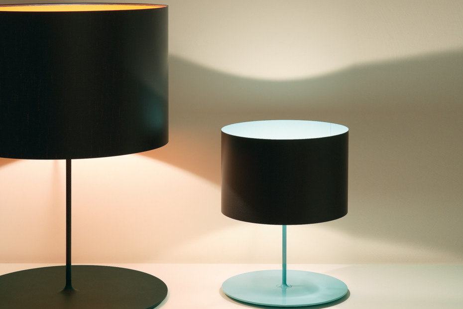 Half Moon table lamp