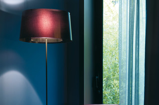Lady Shade floor lamp  by  Karboxx