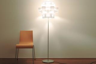 Sun 50 floor lamp  by  Karboxx