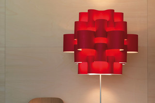 Sun 75 floor lamp  by  Karboxx