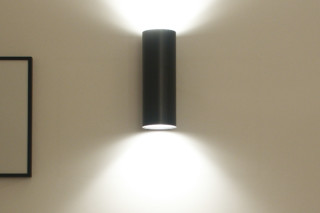 Tube wall lamp  by  Karboxx
