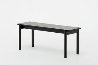 Castor Bench  by  Karimoku New Standard