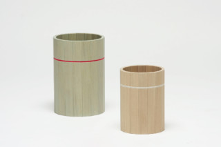 Colour Bin  by  Karimoku New Standard