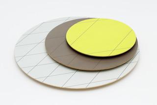 Colour Platter  by  Karimoku New Standard