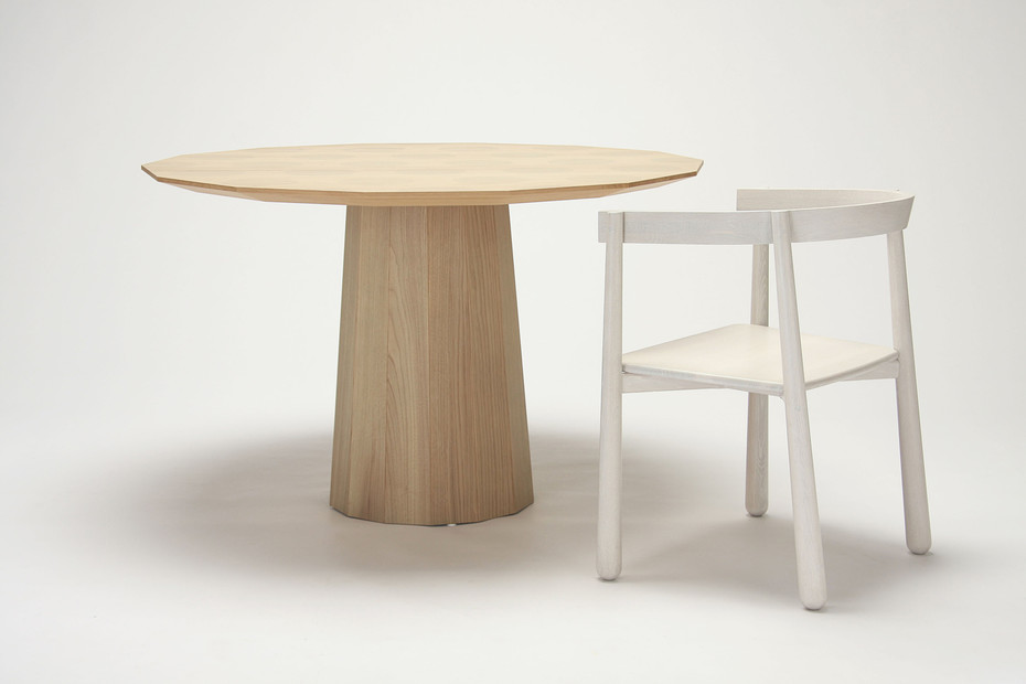 Colour Wood Dining