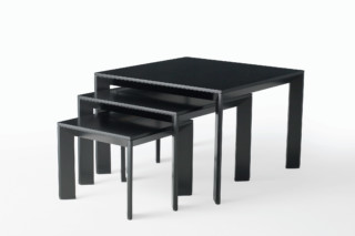CHAMFER side tables  by  Karl Andersson
