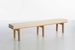 KAMÓN bench  by  Karl Andersson