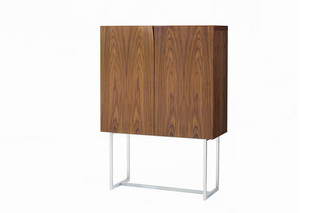 MRS BILL cabinet small with legs  by  Karl Andersson
