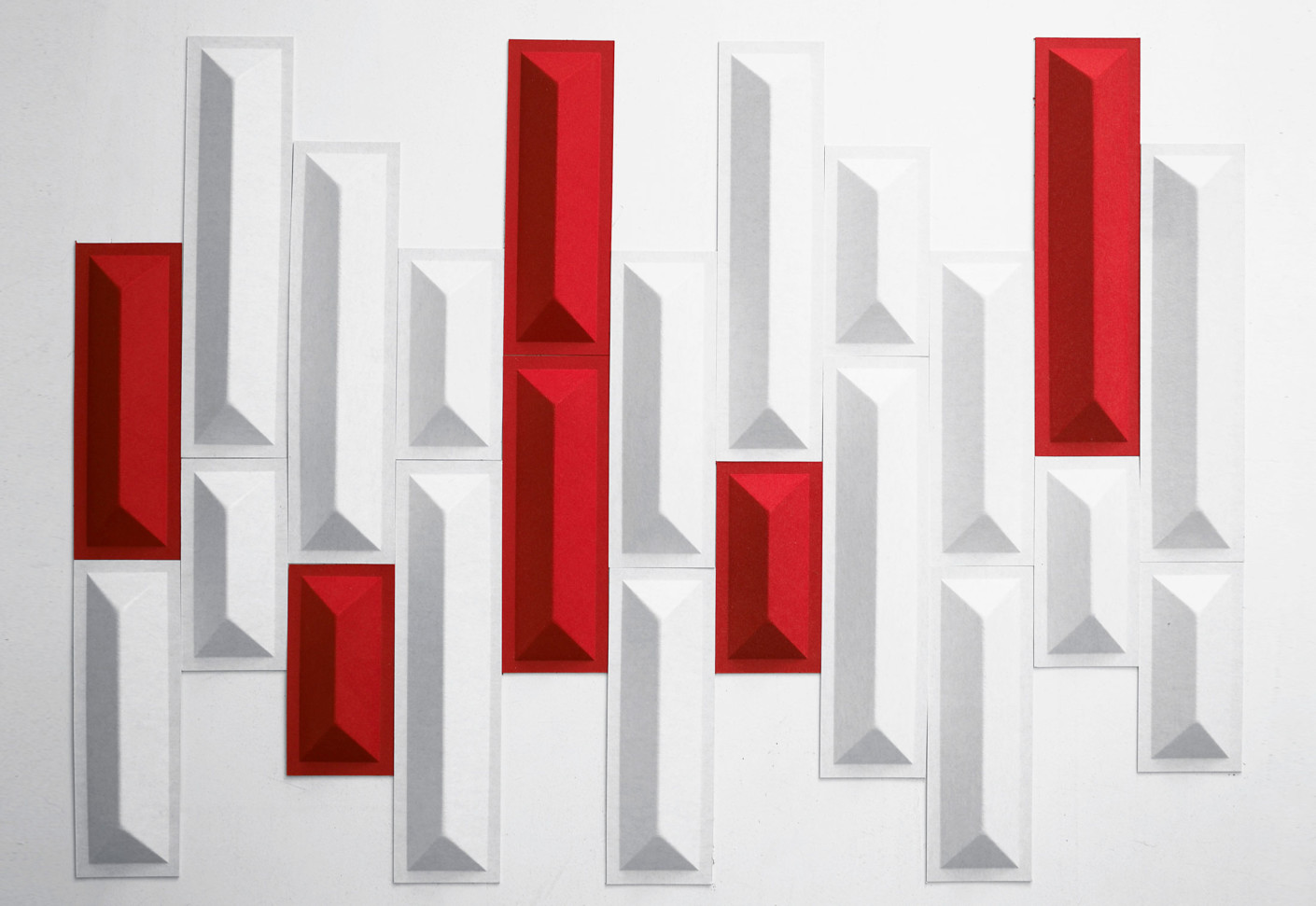 Quartz sound absorber wall by karl andersson stylepark - Pannelli decorativi leroy merlin ...
