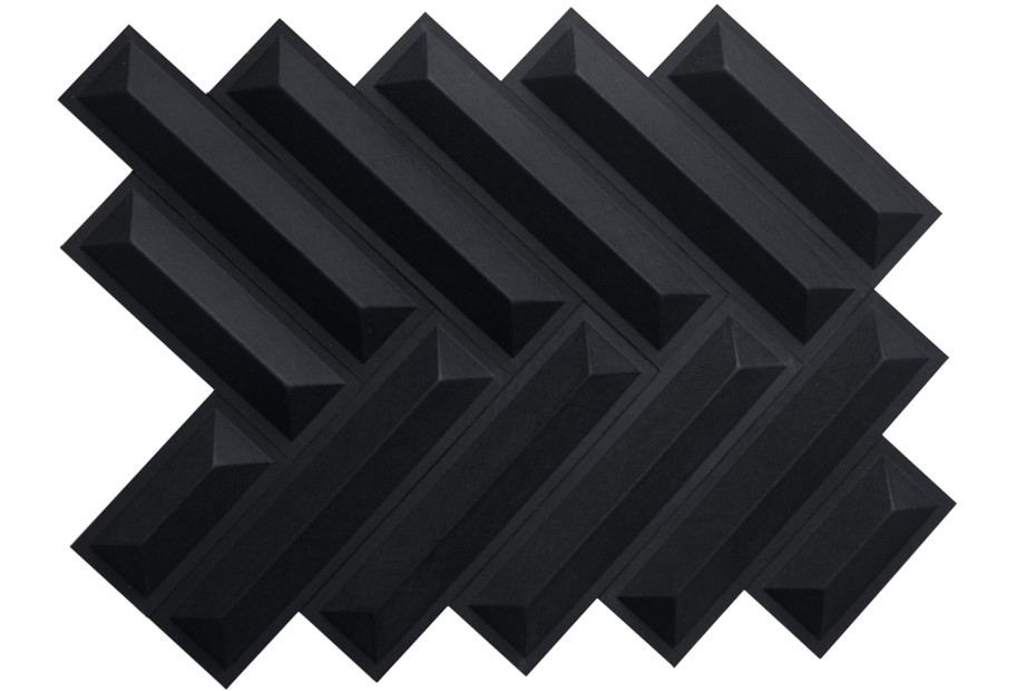QUARTZ Akustikpaneel Wand