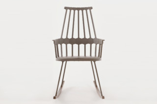 Comback rocking chair  by  Kartell