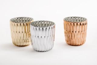 Jelly Vase Metall  von  Kartell