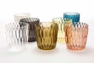 Jelly vase  by  Kartell
