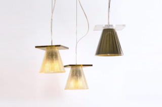 Light Air Pendelleuchte  von  Kartell