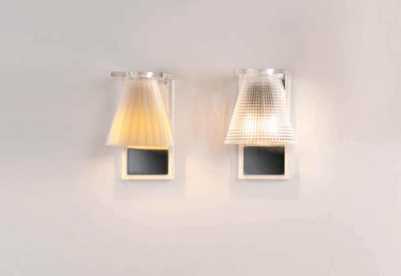 Light Air Wall Lamp By Kartell Stylepark
